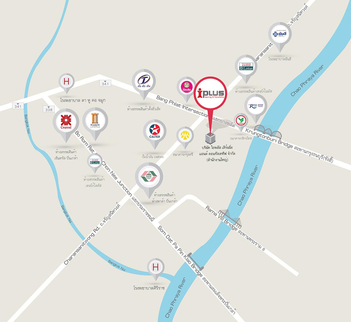 map-ipluscenter